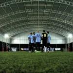 SUL DA ILHA sedia competição de Futebol 7 apadrinhada por Zico