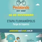 INSCRIÇÕES para Passeio Ciclístico em Coqueiros vão até 30/10