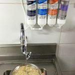 EMPRESA produz alimentos com água livre de contaminantes
