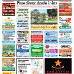 CONFIRA capa da Edição 145 do Jornal do Campeche