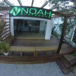 NOAH SURFBOARD, novo endereço para atletas e fãs da moda surfe