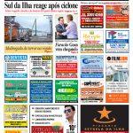 CONFIRA capa da edição 146 do Jornal do Campeche