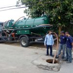 SINAL verde para retomada de obras de saneamento no bairro