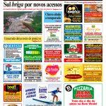 CONFIRA capa da edição 152 do Jornal do Campeche e Sul da Ilha