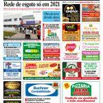 CONFIRA capa da edição 153 do Jornal do Campeche e Sul da Ilha
