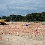 OBRAS de esgoto do Campeche param de novo e sistema só deve operar após 2020