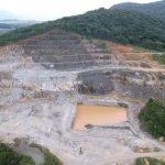 COMUNIDADE reage à expansão de planta de mineração no Sul da Ilha