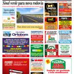 CONFIRA capa da edição 154 do Jornal do Campeche e Sul da Ilha