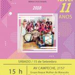 BIBLIOTECA Livre do Campeche comemora 11 anos com festa