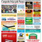 CONFIRA capa da edição 155 do Jornal do Campeche e Sul da Ilha