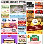 CONFIRA capa da edição 156 do Jornal do Campeche e Sul da Ilha