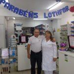PRIMEIRA farmácia do Sul da Ilha, Lothfar festeja 28 anos em 2018