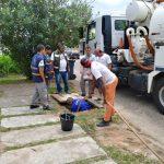 'SE LIGA na Rede' amplia o cerco a esgotos irregulares no Sul da Ilha