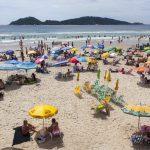 TEMPORADA de calor recorde, poucos gringos e pouca 'plata' nas praias da capital